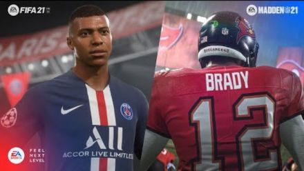 Feel Next Level in FIFA 21 and Madden 21 (PS5, Xbox Series X)