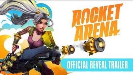 Vidéo : Trailer de présentation officiel de Rocket Arena