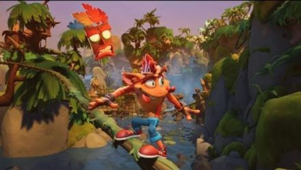 vidéo : Crash Bandicoot 4 It's About Time : 3 minutes de gameplay