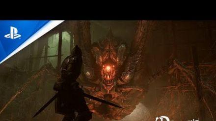 Demon's Souls | Vidéo de gameplay #2 - 4K | PS5