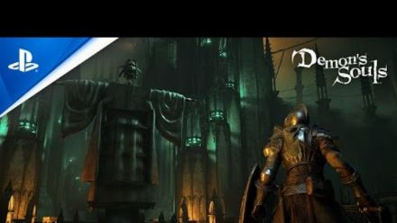 Vid�o : Demon's Souls - Bande-annonce de lancement - 4K | PS5