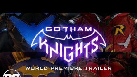 vidéo : Gotham Knights - World Premiere Trailer
