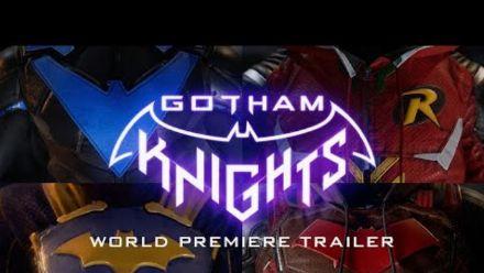 vidéo : Gotham Knights - World Premiere 4K Trailer