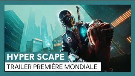 vidéo : HYPER SCAPE - Trailer Première Mondiale [OFFICIEL] VOSTFR