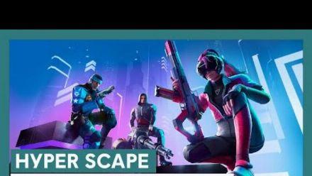 Vid�o : Hyper Scape: Season 2 Gameplay Trailer