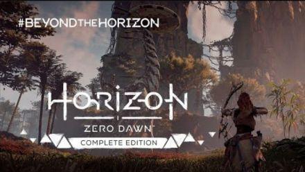 vid�o : Horizon Zero Dawn Complete Edition for PC - PC Features Trailer