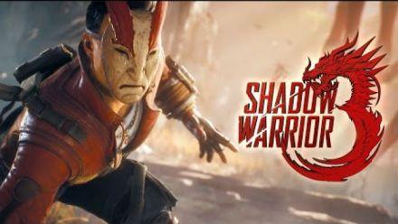 Vid�o : Shadow Warrior 3 - Teaser Trailer