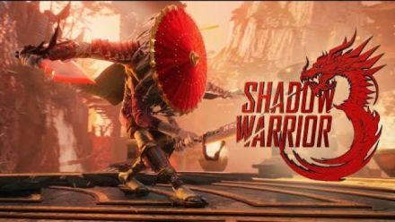 Vid�o : Shadow Warrior 3 - 'Way to Motoko' Full Playthrough