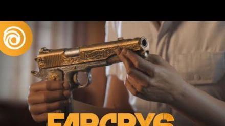 vidéo : Far Cry 6: Antón & Diego Castillo - Lions de Yara