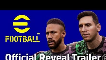 Vid�o : eFootball� Official Reveal Trailer