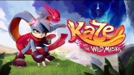 Kaze and the Wild Masks : Trailer d'annonce