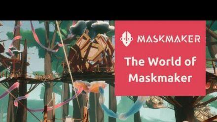 vid�o : MaskmakerVR   The World of Maskmaker Trailer   MWM Interactive