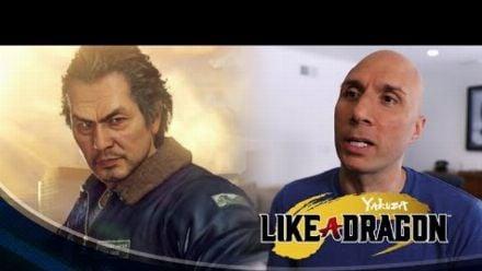 Yakuza Like a Dragon : Vidéo de présentation d'Adachi
