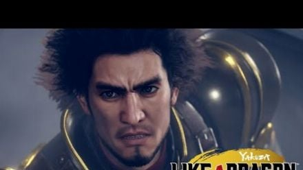 Yakuza Like A Dragon : Trailer How Will You Rise ?