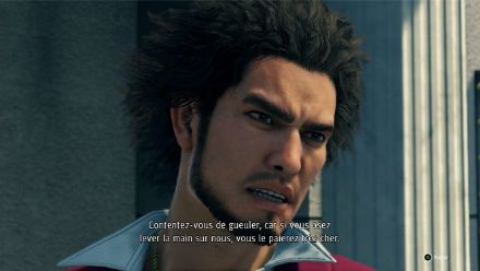 Yakuza Like a Dragon : Gameplay en français exclusif commenté en français