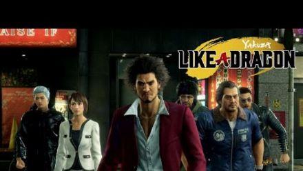 "Yakuza Like a Dragon : Bande-annonce ""La Quête Commence"""