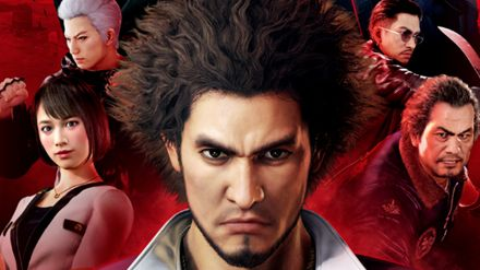 Yakuza Like a Dragon : Vidéo in-engine version PS5