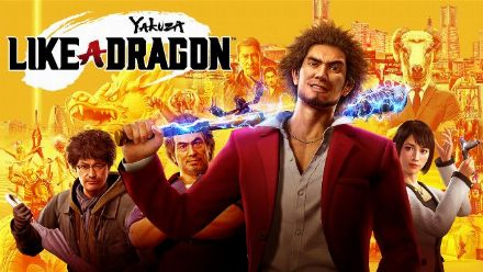 Yakuza Like a Dragon : Gameplay PS5