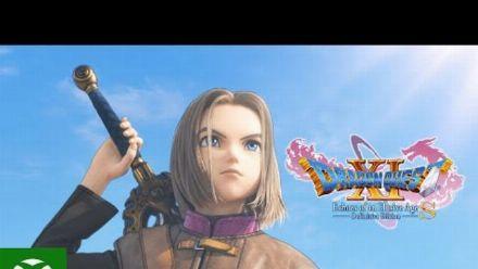 Vidéo : Dragon Quest XI S : Trailer d'annonce sur Xbox One