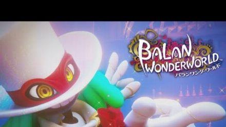Balan Wonderworld : Bande-annonce des costumes