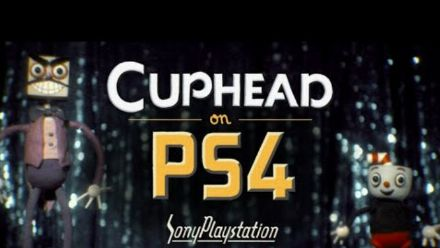 Vid�o : CUPHEAD PlayStation 4 Launch Trailer