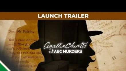 Vid�o : Agatha Christie : The ABC Murders l Launch Trailer l Microids