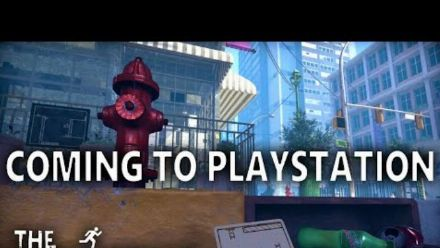 Vid�o : The Pedestrian - Coming to PlayStation