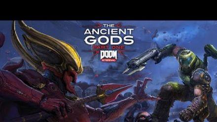 DOOM Eternal : Teaser du DLC Les Anciens Dieux