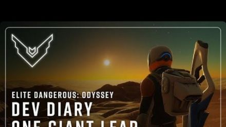 Vid�o : Elite Dangerous: Odyssey | The Road to Odyssey Part 1