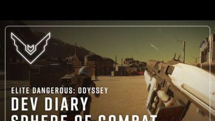 Vid�o : Elite Dangerous: Odyssey, carnet des développeurs