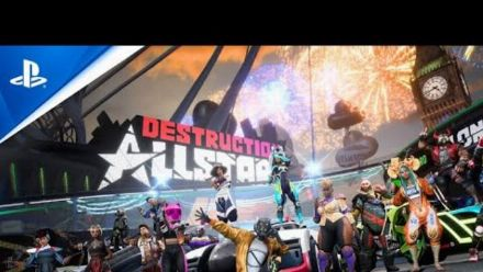 Destruction AllStars - Gameplay Trailer l PS5
