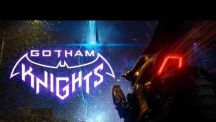 vidéo : Gotham Knights - Official 4K Gameplay Walkthrough