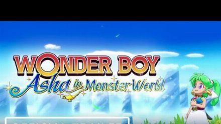 Wonder Boy Asha in Monster World : Trailer d'annonce