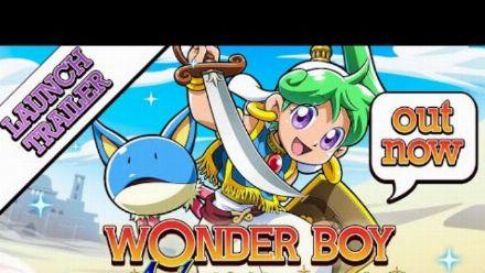 Wonder Boy: Asha in Monster World - Official Release Trailer