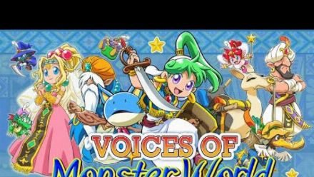 Wonder Boy Asha in Monster World : Bande-annonce des voix