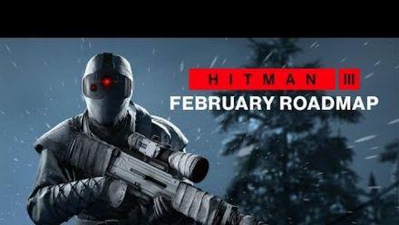 HITMAN 3 - February Roadmap