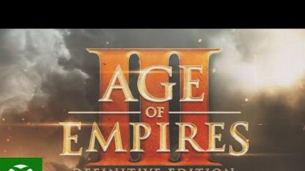 Age of Empires III: Definitive Edition - Announce Trailer