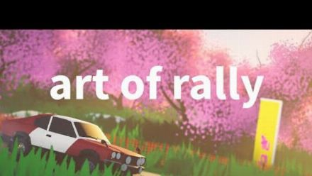 vidéo : art of rally - Gameplay Trailer