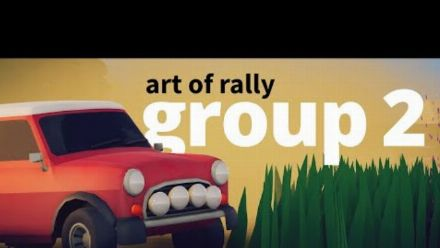 vidéo : art of rally - Welcome to Group 2