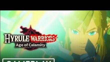 Hyrule Warriors L'Ère du Fléau : Gameplay du Tokyo Game Show 2020