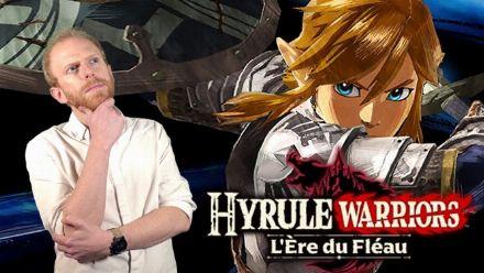 Hyrule Warriors L'Ere du Fléau : Nos impressions