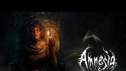 vid�o : Amnesia: Rebirth - Launch Trailer