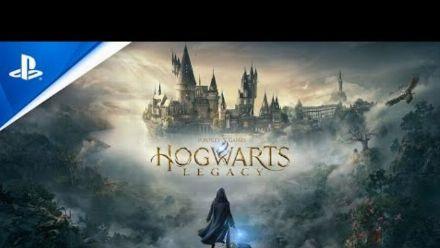 Vid�o : Hogwarts Legacy : Trailer d'annonce sur PS5