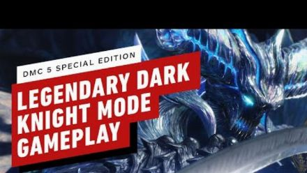 vidéo : Devil May Cry 5 Special Edition - Legendary Dark Knight Mode PS5 Gameplay (IGN)