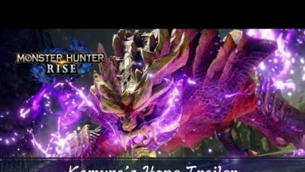 vidéo : Monster Hunter Rise - Trailer Kamura's Hope