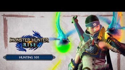 Monster Hunter Rise: Hunting 101 - Vue d'ensemble