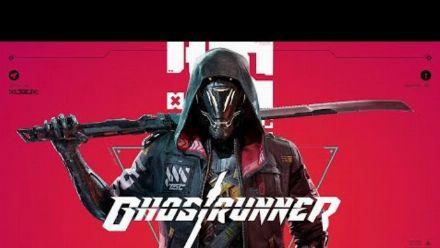 Vid�o : Ghostrunner | Nintendo Switch Release Date Trailer