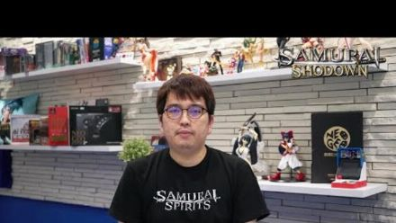vidéo : Special video message   SAMURAI SHODOWN - Xbox Series X S