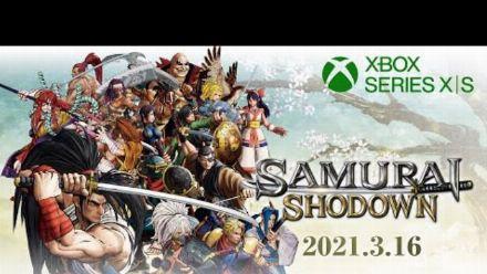 vidéo : SAMURAI SHODOWN - Xbox Series X S Trailer (Europe)