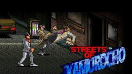 Vid�o : Streets of Kamurocho : Trailer d'annonce